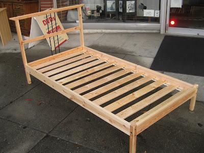 Twin Pine Ikea Frame Folding Guest Bed