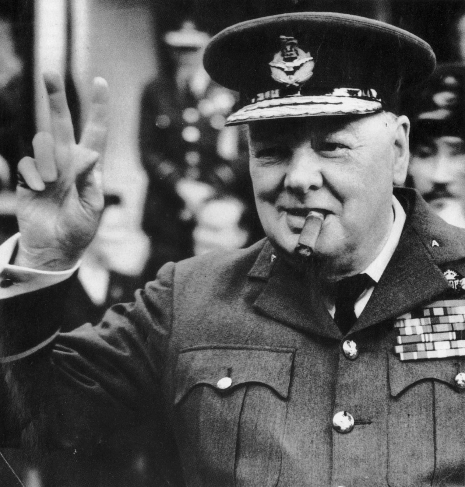 Winston Churchill Victory Quote: NinetyNineGifts: 4. Words Of The Wise