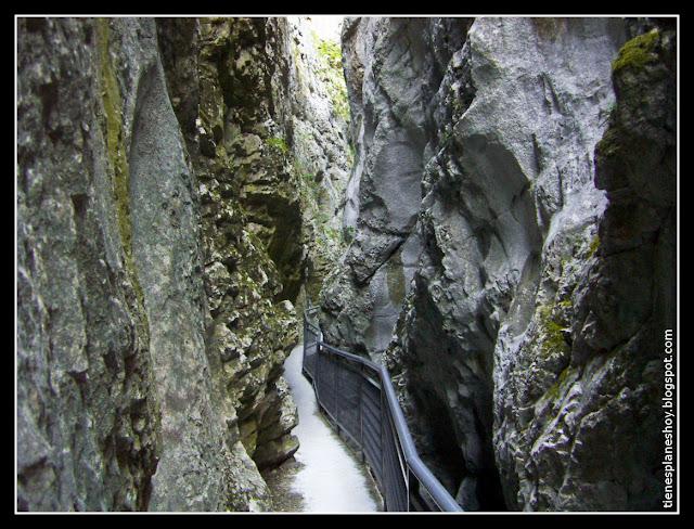 Desfiladero de Yecla
