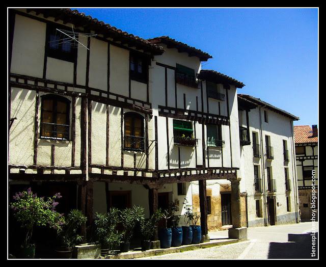 casas de Covarrubias