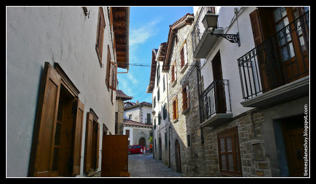 Navarra-Roncal-pueblo