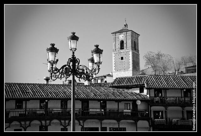 Torre del Reloj en Chinchón