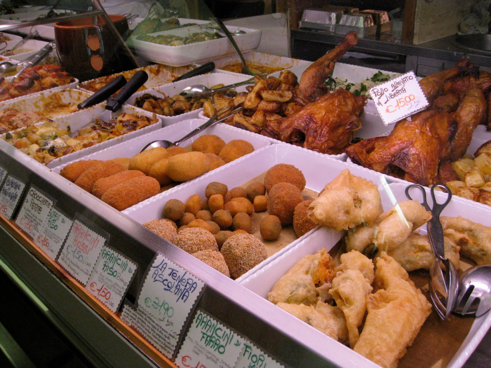 Volpetti Gourmet Food Store