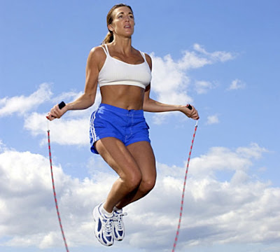 Formas de saltar la cuerda para bajar de peso