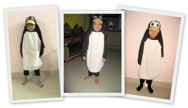 Penguin Costume Artsy Craftsy Mom