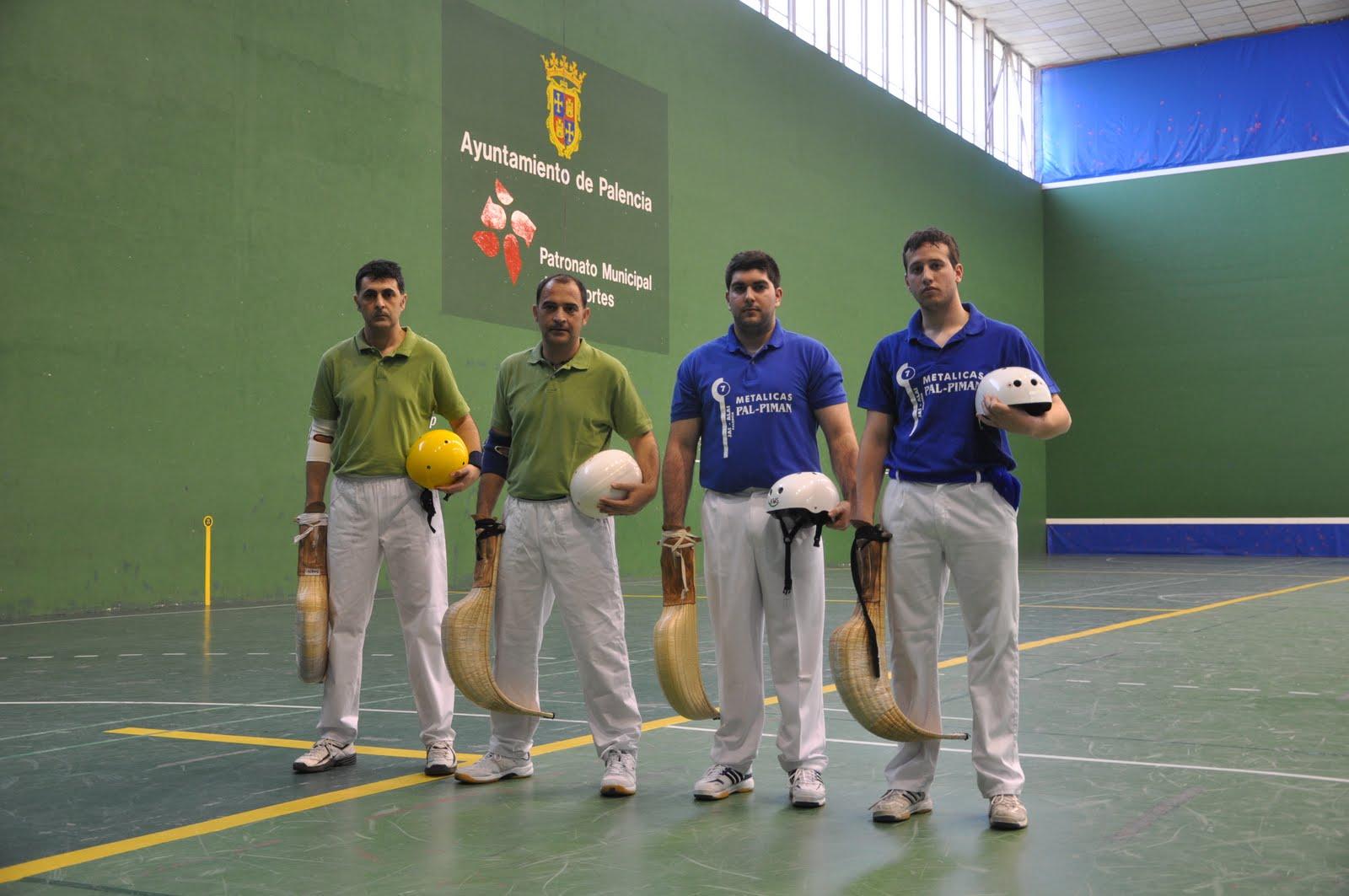 Jai Alai Palencia Campeonato De Castilla Y Leon Cesta