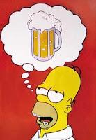 homer, birra