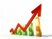 Economia, crescita, grafico