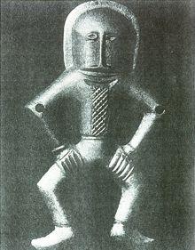 oopart, casco, scultura