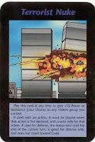 carte illuminati, attentato terrosistico