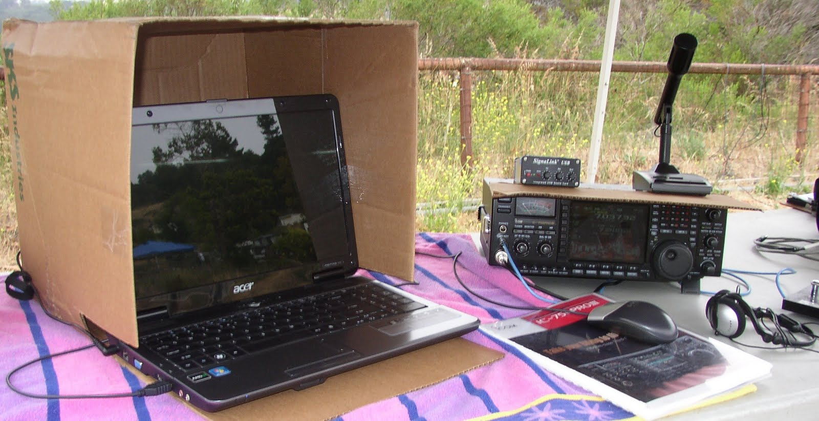 WA7VE Seaside Tsunami Amateur Radio Society