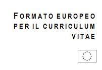 Curriculum Vitae Europeo Cv Europeo