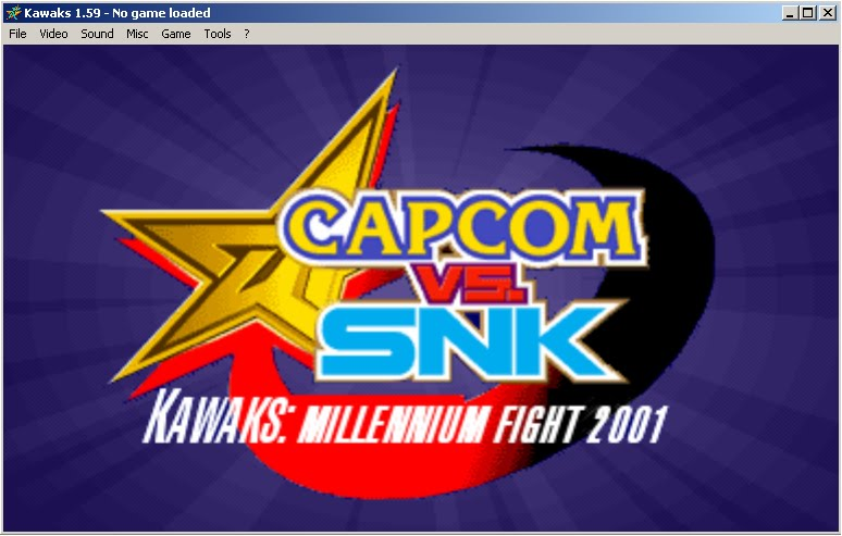 Games for Windows: Kawaks emulator - CPS1,CPS2 Games