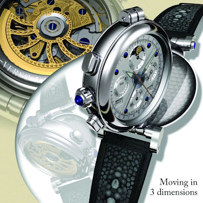 Dubey & Schaldenbrand Spiral-Verso VIP Chronograph