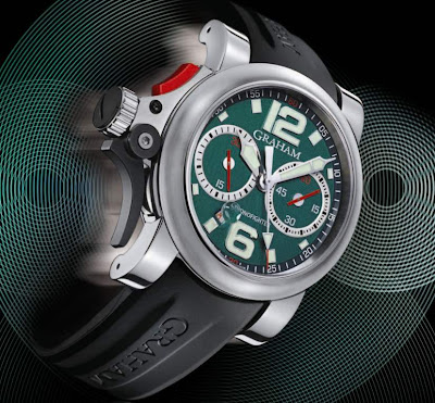 Chronofighter R.A.C. Trigger OLIVE RUSH