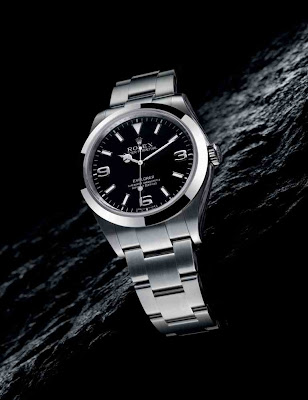 Rolex New Oyster Perpetual Explorer, Ref 214270 / 77200