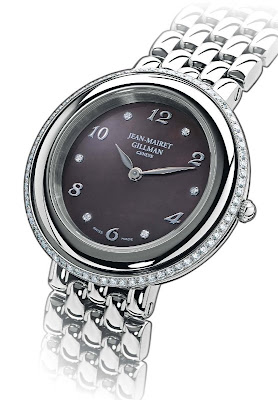 Jean-Mairet & Gillman Watches : The Lady Fiona