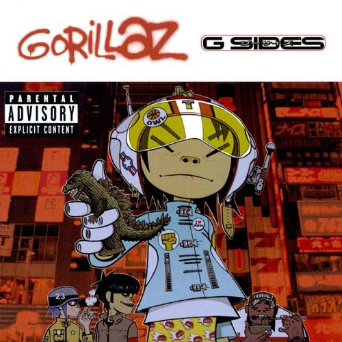 Gorillaz feat. Phi-life cypher starshine (unreleased version.