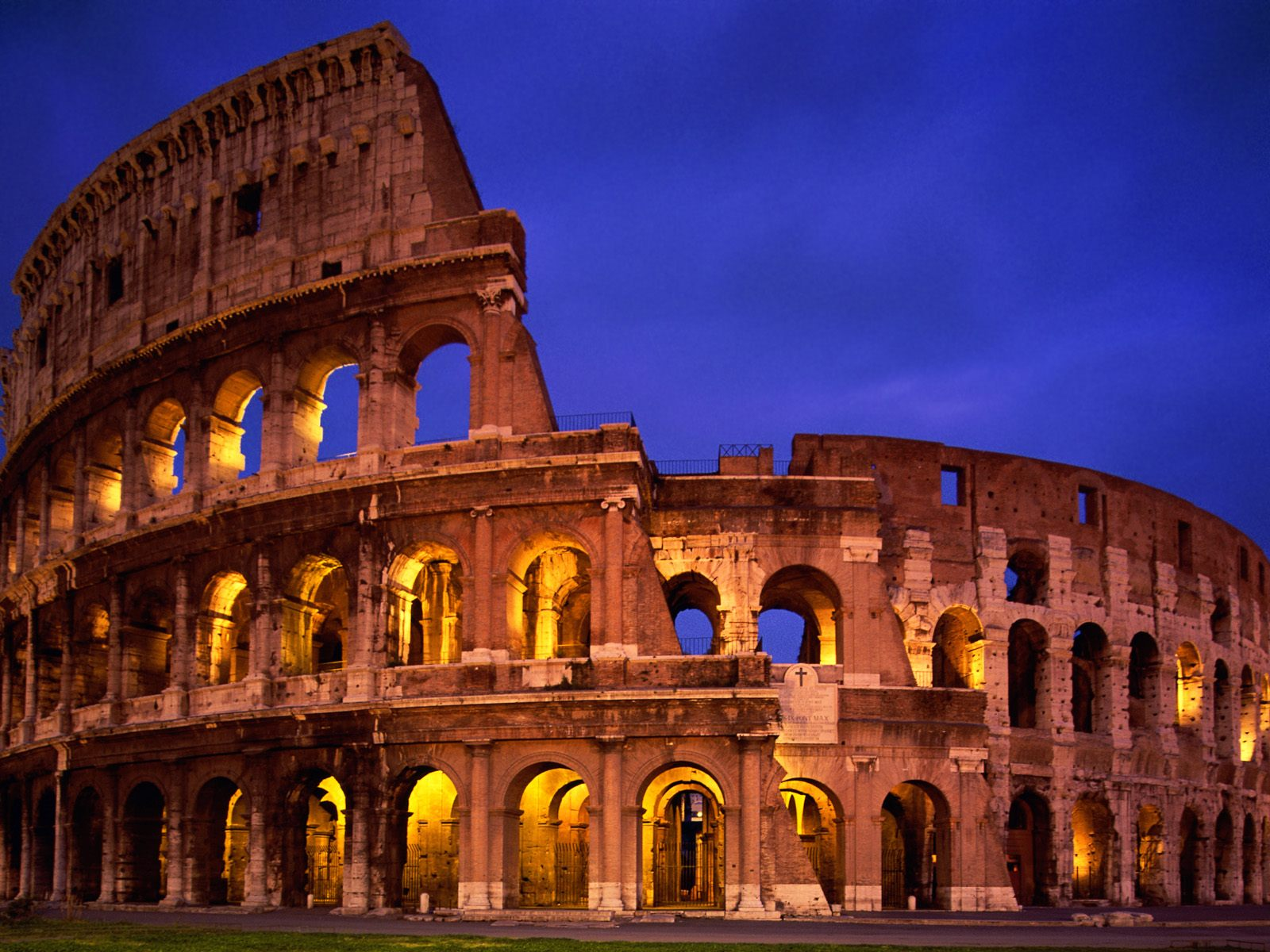 Colosseum General Information