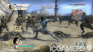 Dynasty Warriors 6 (PC) 2008