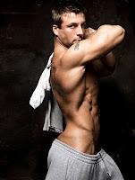bodybuilder Ronnie Douglas