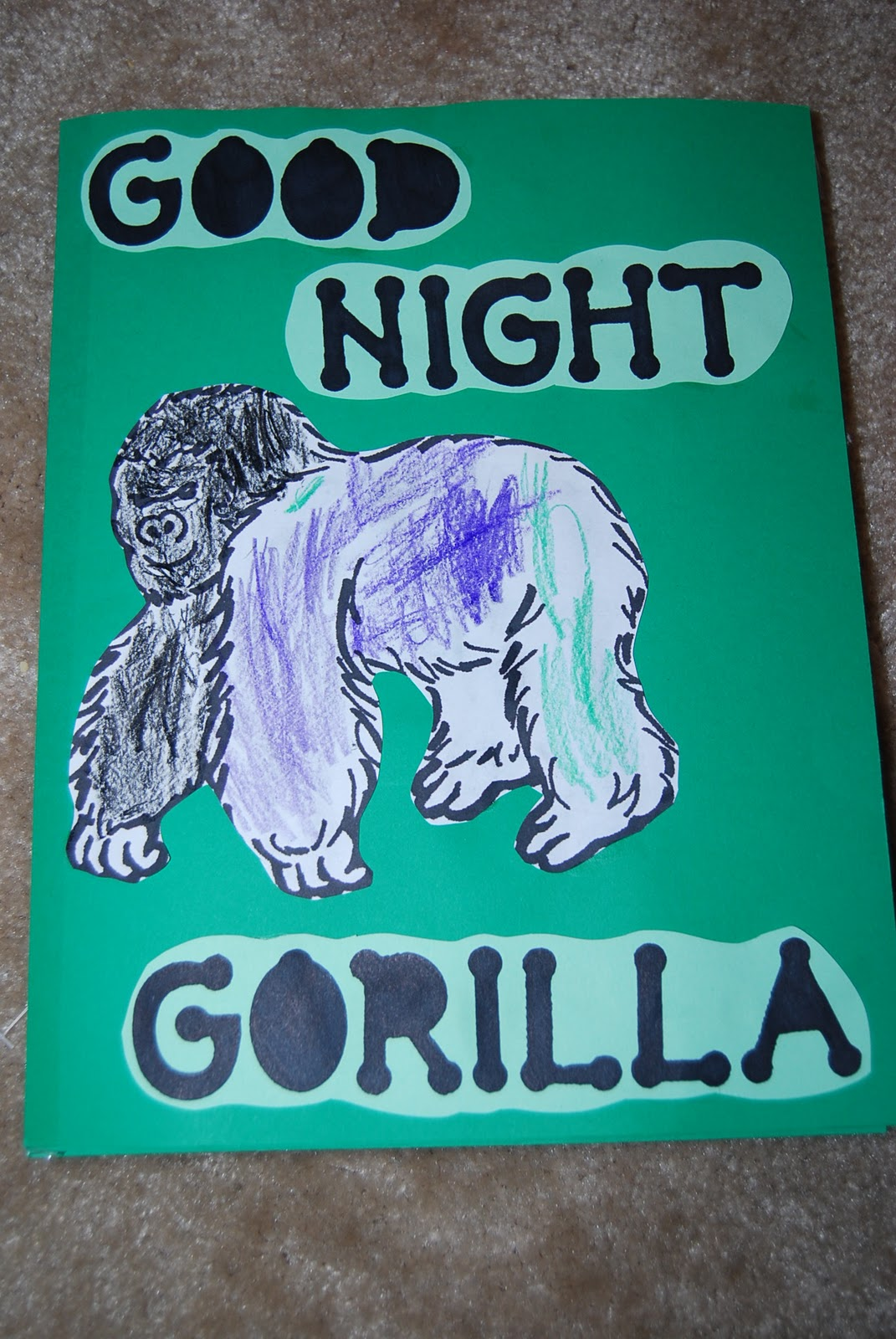 The Peterson Party Goodnight Gorilla