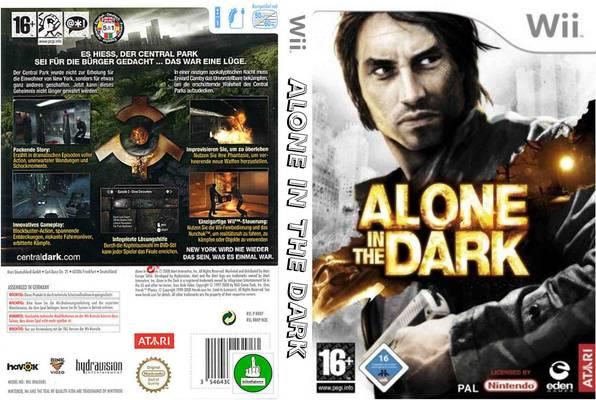 Alone In The Dark (Wii) PAL