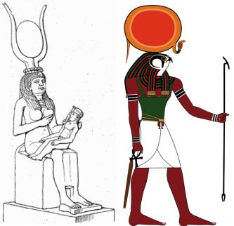 Resultado de imagem para A DEUSA DIANA, ATARGATIS, NINROD, SEMIRAMIS, ISIS