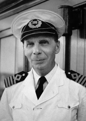 Captain Gunnar Runsten