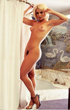 danielle nude Playboy winits