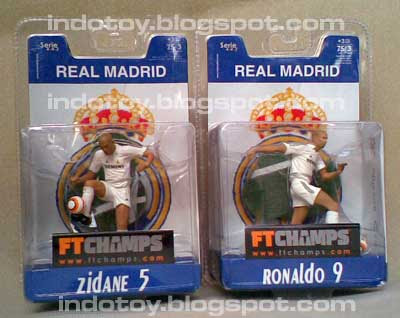 Jual FT Champ Soccer Player Action Figure