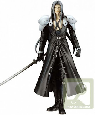 Jual Final Fantasy VII Advent Children Action Figure No.3 Sephiroth