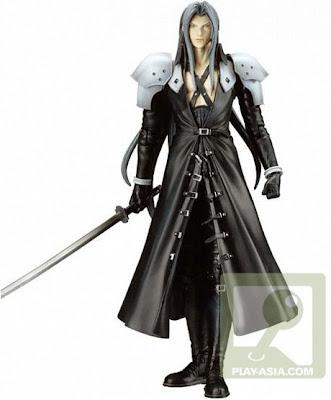Jual Final Fantasy VII Advent Children Action Figure No.3 Sephiroth