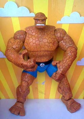 Action Figure Fantastic Four