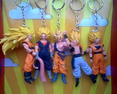 Jual Dragon Ball Key Holder - Rp. 50.000