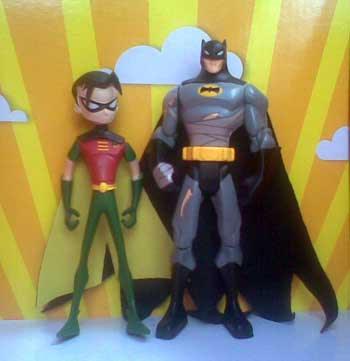 Batman Robin Figure