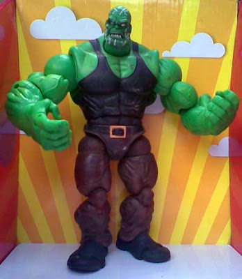 Jual Smart Hulk House of M Action Figure - Rp. 80.000