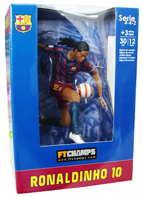 FT Champs Ronaldhino 10 Action Figure