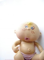 make your own frugal doll diapers