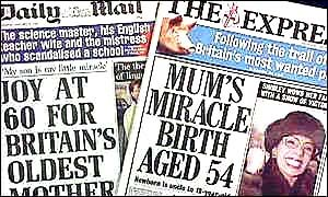 Image: Gran's a mum again at 60! Photo Credit: News.bbc.co.uk
