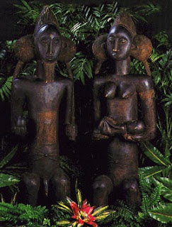 Image: African Fertility Statues