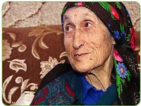 Image: Ulya was born in 1884 and her child was born 79 years later