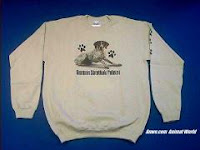 german shorthair pointer sweatshirt
