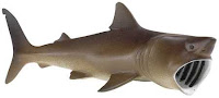 basking shark toy miniature