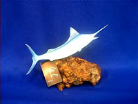 Marlin Figurine by John Perry