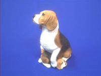 beagle figurine sandicast forever friends