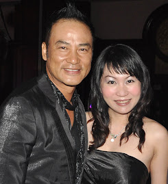 Simon Yam and I