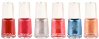 Mavala Paradise Collection