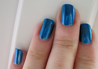 Mavala Paradise Blue