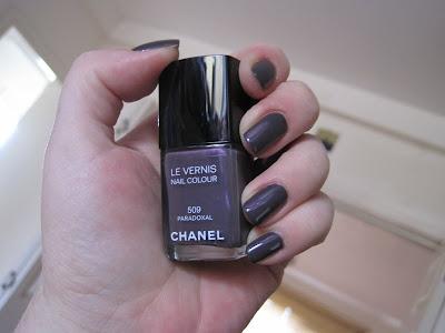 Chanel Fall Paradoxal